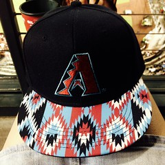 Hat giveaway (solewalker) Tags: phoenixaz arizonadiamondbacks mlb sports baseball