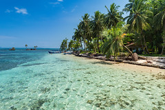 Insel Zapatilla Beach Panama