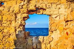 The Window (Francesco Impellizzeri) Tags: seascape landscape sicily sicilia trapani