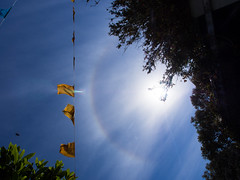 Green Tara empowerment (OlivIreland) Tags: sundog beara dzogchen