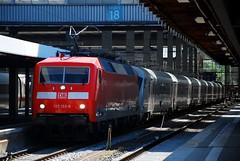 120.102 (Tams Tokai) Tags: eisenbahn zug db bahn vonat vast