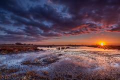 De Groene Jonker, the Netherlands (Lex Vermeend Photo's) Tags: sunset nature netherlands sunrise zonsondergang nederland zonsopkomst nederlandnetherlands groenejonker