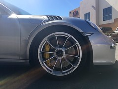 2016 Silver GT3RS