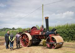 Daresbury traction engine 03 jul 16 (Shaun the grime lover) Tags: warrington cheshire farm traction engine fair steam machinery roller burrell daresbury halton
