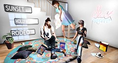 (un)lucky charms (aarontj90) Tags: friends breakfast cool mesh avatar jesus cereal hipster pillows sl secondlife poses hangout tmp tlc excellence bttb evolove highv valekoer hannaluna natysirena theliaisoncolleborative