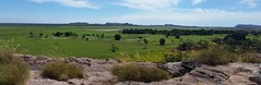 Lookout at Ubirr (mblaeck) Tags: landscape australianlandscape view vista ubirr nt kakadu panorama takenwithmobile takenwithphone samsunggalaxys5 galaxys5 samsunggs5 gs5 pano outdoor mobilephonography phonography