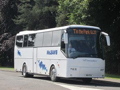 McLeans N18OVA A823, Gleneagles, Auchterarder on T in the Park shuttles (1280x960) (dearingbuspix) Tags: tinthepark citylink mcleans scottishcitylink wa08gpj n18ova tinthepark2016