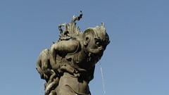 962  -  Piazza della Santissima Annunziata - FIRENZE FLORENCE FLORENZ (peguiparis - 4 million visits) Tags: firenze florence florenz fontaine fountain piazza annunziata piazzadellasantissimaannunziata