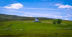 UK - Scotland - Corgarff Castle [EXPLORED 2016-Ago-15] (Marcial Bernabeu) Tags: marcial bernabeu bernabu uk united kingdom unitedkingdom greatbritain reino unido reinounido granbretaa scotland escocia castle castillo corgarff