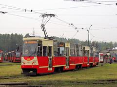 Konstal 111N, #342+341, Tramwaje lskie (transport131) Tags: tram tramwaj t kzk gop bdzin konstal 111n