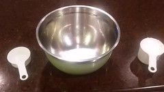 Non-Newtonian Fluid Experiment (GooSlime) (dtahir93) Tags: non newtonian fluid science experiment oobleck solid liquid