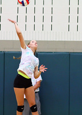 IMG_7461 (SJH Foto) Tags: girls volleyball high school scrimmage northstar boswell pa pennsylvania action shot