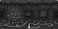 permutation_vr3 (monochromeandminimal) Tags: permutation opart design vr oculus 360 artwork geometric stereoscopic art minimal abstract installation new media newmediaart cardboard equirectangular minimalart virtualreality monochrome gallery kunst