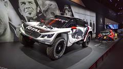 Peugeot 3008 DKR 01 (benoit.patelout) Tags: mondial automobile paris 2016 peugeot 3008 dkr