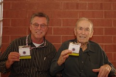 Dawes, Dean 20 Gold Mug (indyhonorflight) Tags: ihf indyhonorflight mug dawes dean gold 20