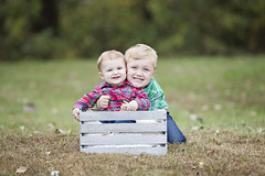 Brothers (Nick - n2photography) Tags: boys brothers family photography canon5dsr 200mm f2 bokeh bokehlicious canon fall outdoor leaves nebraska platteriverstatepark