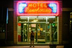 Hotel Newhouse (Thomas Hawk) Tags: colorado denver hotel hotelnewhouse neon fav10 fav25
