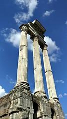 columns - Sulen (Knarfs1) Tags: column sule rom antik antique roma rome sky himmel