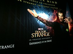 Doctor Strange IMAX Preview! (AntMan3001) Tags: doctor strange imax preview