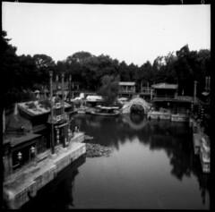 Beijing Summer Palace (Andrea Lombardini) Tags: pinhole bw beijing pechini china cina beijingsummerpalace