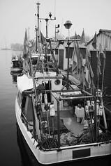 Wieck (funk_explosion) Tags: bw harbour balticsea sw hafen ostsee greifswald wieck bodden mecklenburgvorpommern ryck fujix100
