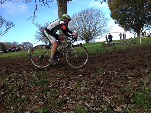 South West Cyclo-Cross League Round 9, Plymouth Central Park, Nov-2014