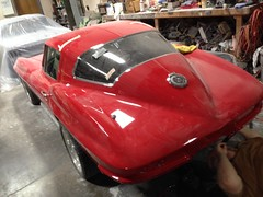 """1966 Corvette Sting Ray • <a style=""""font-size:0.8em;"""" href=""""http://www.flickr.com/photos/85572005@N00/15461105823/"""" target=""""_blank"""">View on Flickr</a>"""