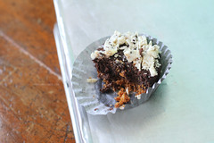The Cucciolo Baker Chunky Cookies n Cream (clapanuelos) Tags: chocolate review cheesecake peanutbutter cucciolobaker