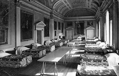 First World War Hospital Ward (robmcrorie) Tags: world history home hospital army war military first patient health national doctor nhs service british nurse ward 1914 healthcare 1918 stately vad auxiliary