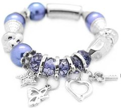 Glimpse of Malibu Blue Bracelet P9510A-2
