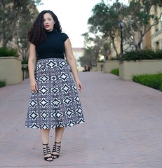 Girl With Curves for Isabel Toledo (GirlWithCurves) Tags: girl fashion with curves curvy size plus tanesha awasthi