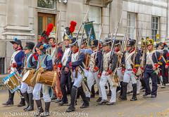 DSC_0051.jpg (Sav's Photo Gallery) Tags: street city uk people london outdoor candid military capital marchingband cityoflondon horseguards lordmayorsparade d7000 savash thenapoleonicassociation