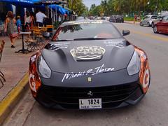 Ferrari F12 (MikeRomano15) Tags: new italy money cars beach car italian florida miami lol south fast ferrari cash exotic expensive luxury southbeach supercar flordia supercars exoticcars f12 exoticcar berlinetta fezza ferrarif12 mikeromano15