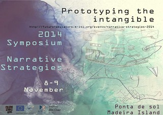 Narrative Strategies 2014 - Prototyping the Intangible