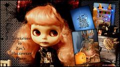 Zoe's Halloween Party 1of5