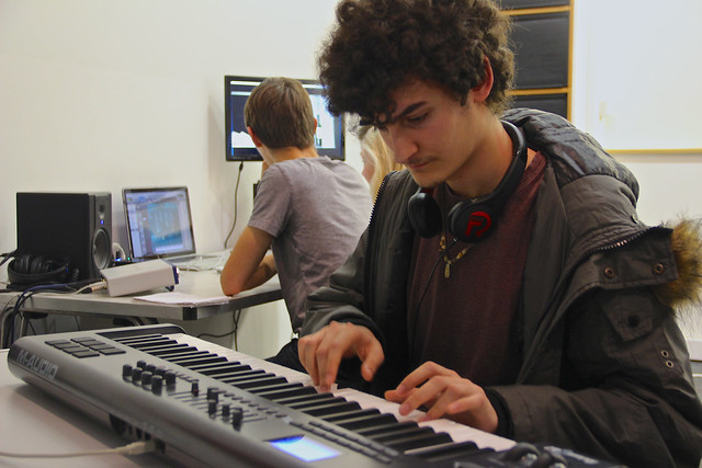 LiveWire BFI Film Academy 2 Sound Edit5