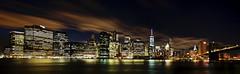 Back in the New York Groove (Mary Susan Smith) Tags: longexposure travel vacation panorama holiday newyork tourism skyline nightshot manhattan eastriver riverscape challengeyouwinner cychallengewinner thechallengefactory tcfwinner