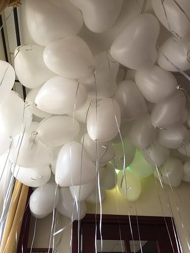 Heliumballonnen Hartballonnen Citta Romana Hellevoetsluis