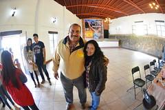 Con Victor Galvan, Mole Xiqueño, Mas Educacion