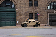 National Guard in St. Louis (pasa47) Tags: unitedstates military stlouis missouri humvee occupied
