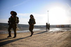 Military Exercise Near the Gaza Border (Israel Defense Forces) Tags: exercise south border soldiers shalom idf gaza crossings kerem israeliarmy southernisrael israeldefenseforces southerncommand israelimilitary southerngazaterritorialbrigade