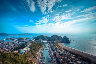Taiwan 南方澳觀景台 ( 昭安觀景台 )