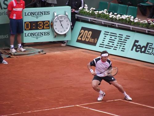 David Ferrer - Roland Garros 2012 - David Ferrer