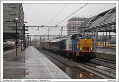 VolkerRail 203-5 - Amsterdam Centraal - 51925 (17-12-2014) (Vincent-Prins) Tags: amsterdam v100 centraal nsm 2035 volkerrail 51925 bvk