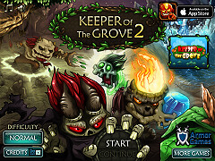 森靈守護者2(Keeper of the Grove 2)