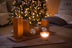 Weihnachten kommt! (sXare) Tags: advent holz kerzen 2014