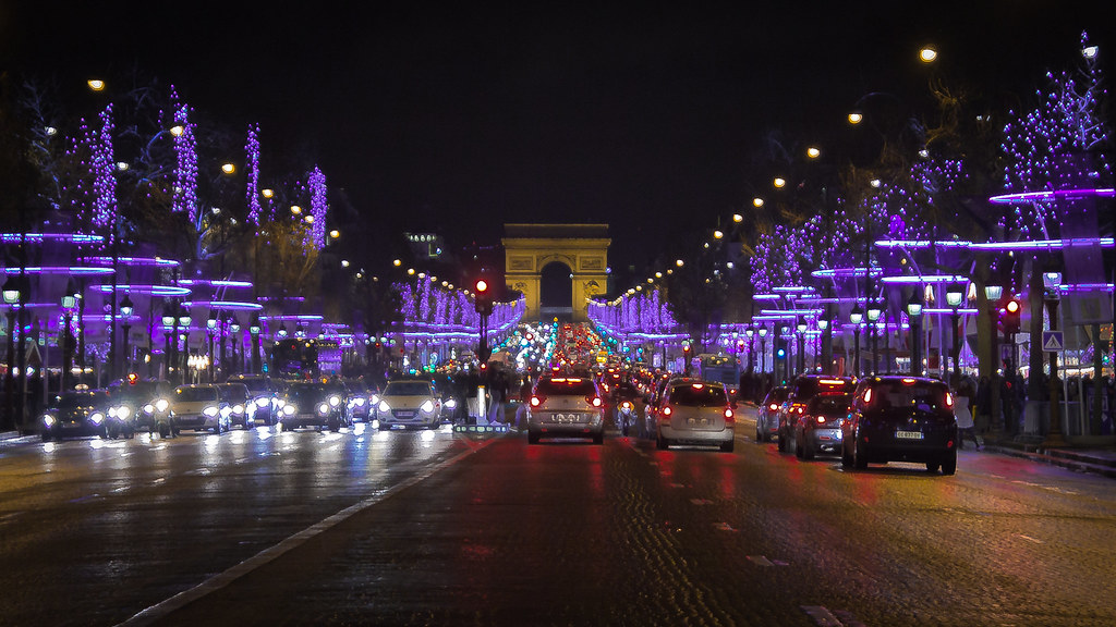 Arch of Triumph by hernanpba, on Flickr
