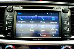 Apps - 2014 Toyota Highlander Limited Platinum