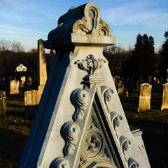 White Bronze (ThePaperTyger) Tags: cemeteries cemetery connecticut newengland newtown fairfieldcounty whitebronze