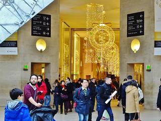 2014-12-07  Paris - Carrousel du Louvre